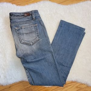 Paige Melrose Jeans (altered)